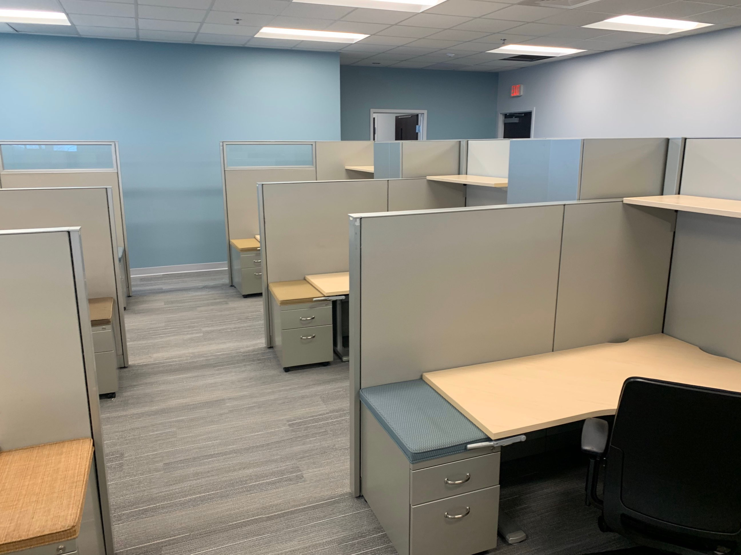 Office Furniture Moves and Relocation