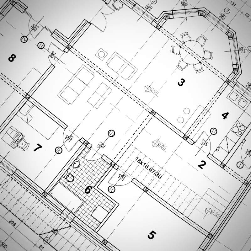 Office Floor Plans and Reconfiguration