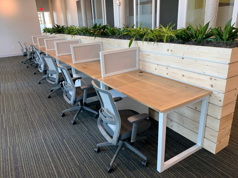 Charleston, SC Office Furniture Installation