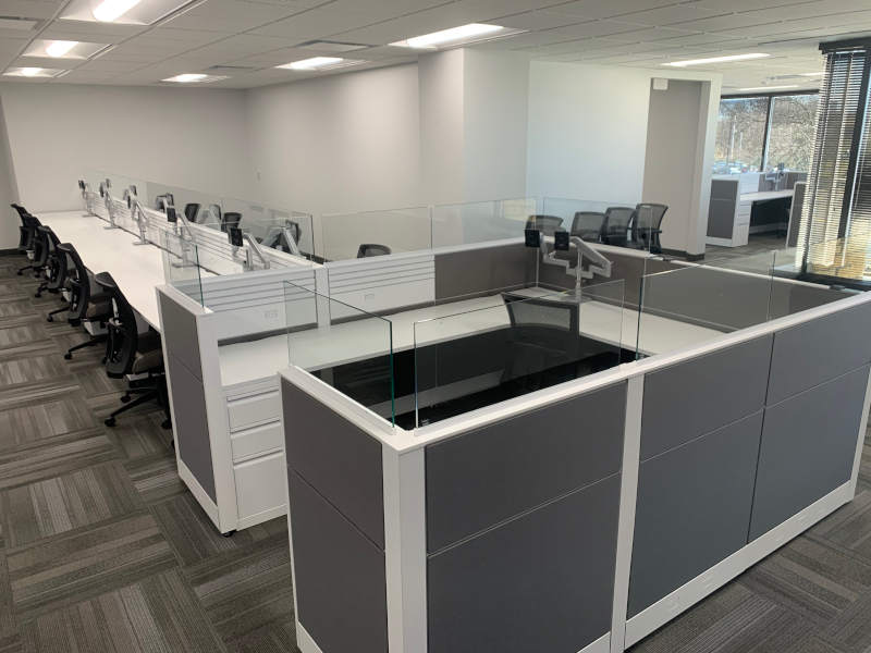 Pittsburgh, PA Office Furniture Installation